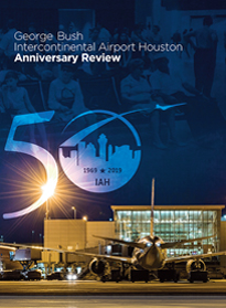 George Bush IAH 50th Anniversary e-book